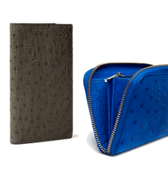 Ostrich Leather Goods